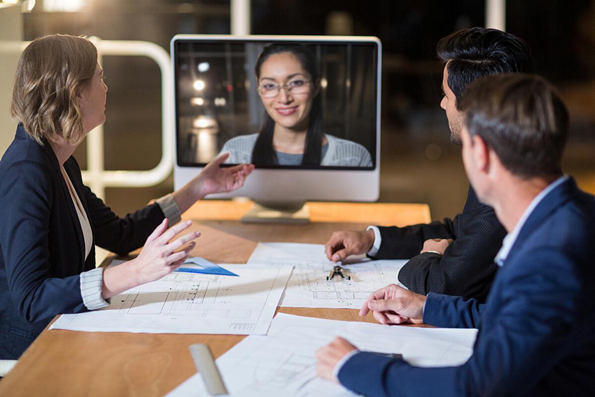 LinkedIn video meetings